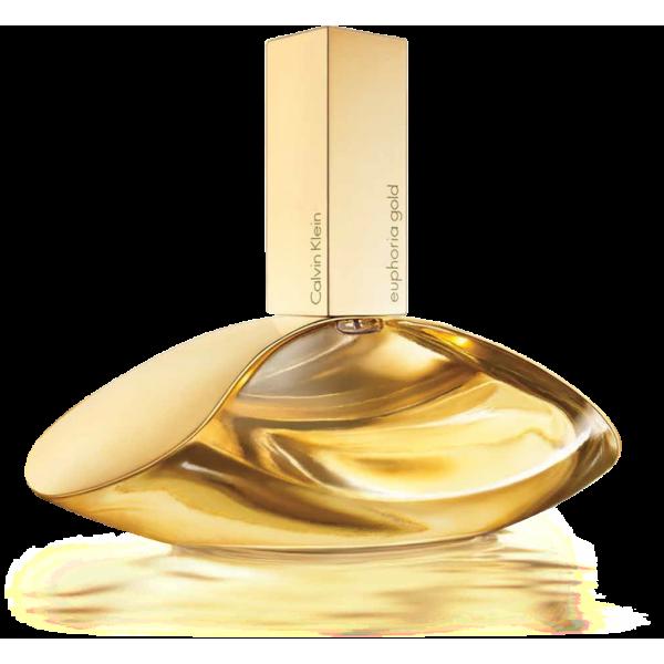 Euphoria Gold Calvin Klein ขนาด 100ml กล่องเทสเตอร์ ไม่มีฝา