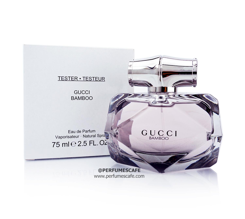 น้ำหอม Gucci Bamboo Eau de Parfum ขนาด 75ml เทสเตอร์กล่องขาว