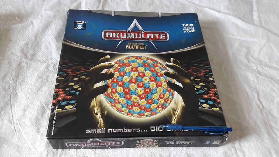 Akumulate เกมคณิตศาสตร์