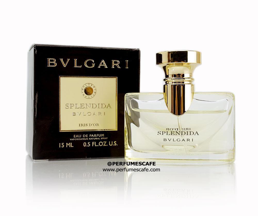 น้ำหอม Bvlgari Splendida Iris D'Or EDP ขนาด 15ml แบบสเปรย์