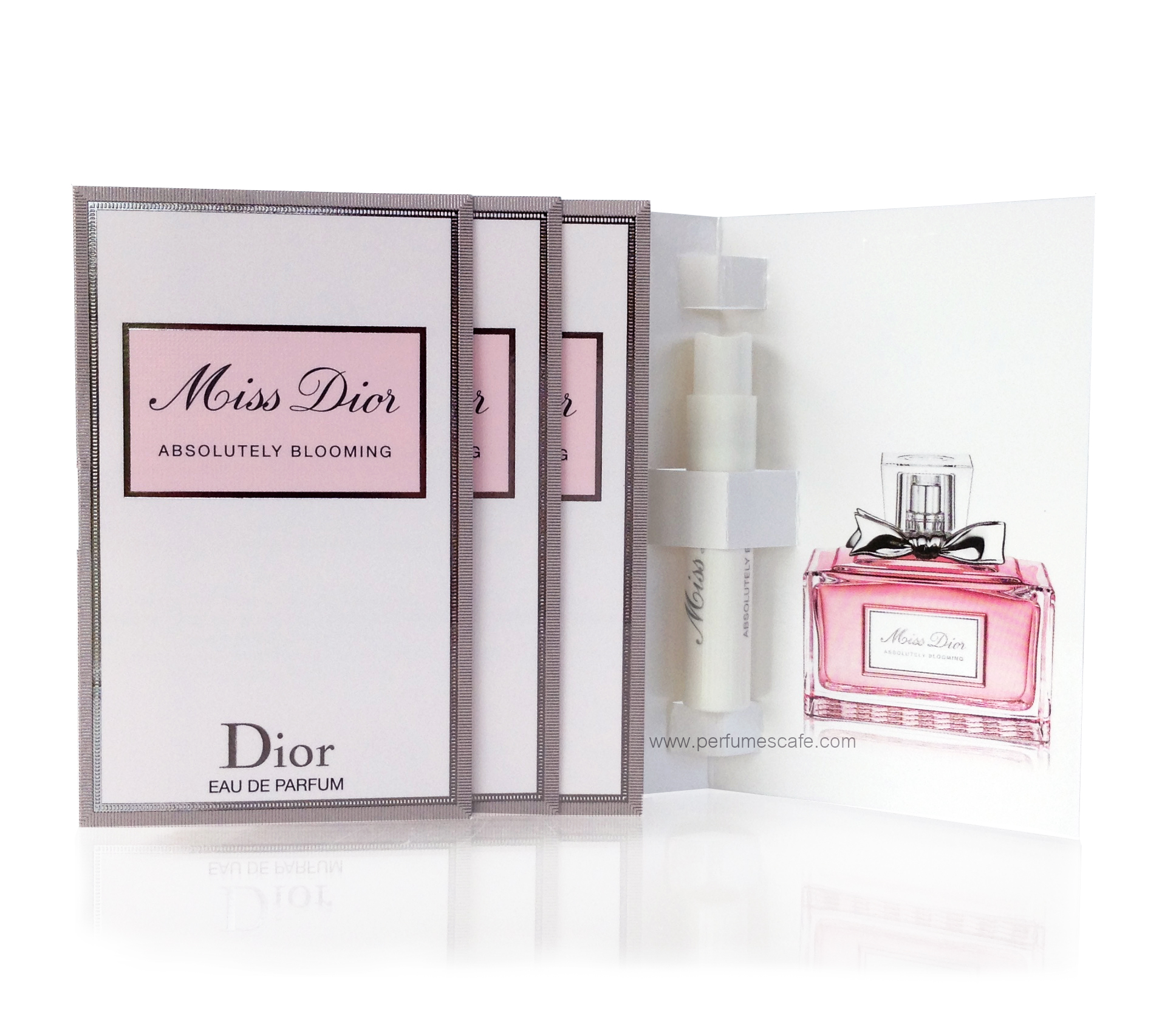 น้ำหอม Miss Dior Absolutely Blooming EDP ขนาดทดลอง 1.5ml