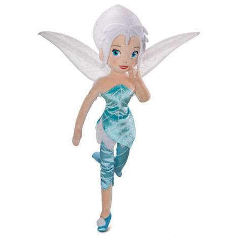 z Periwinkle Plush Doll - Disney Fairies - 18''