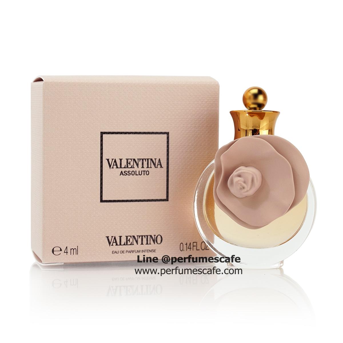 น้ำหอม Valentina Absoluto Intense ขนาด 4ml แบบแต้ม พร้อมกล่อง