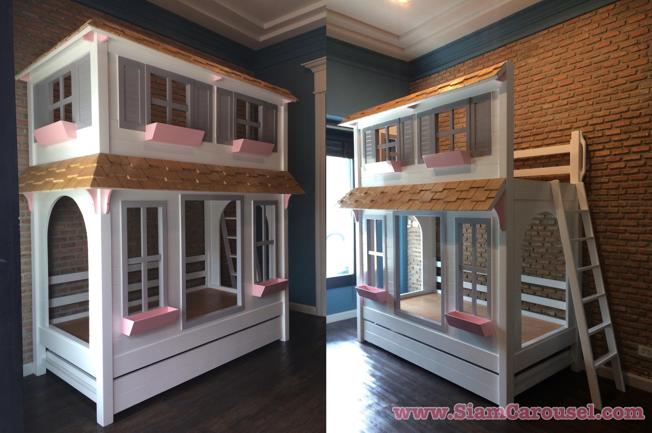 Play House เตียง 3 ชั้น