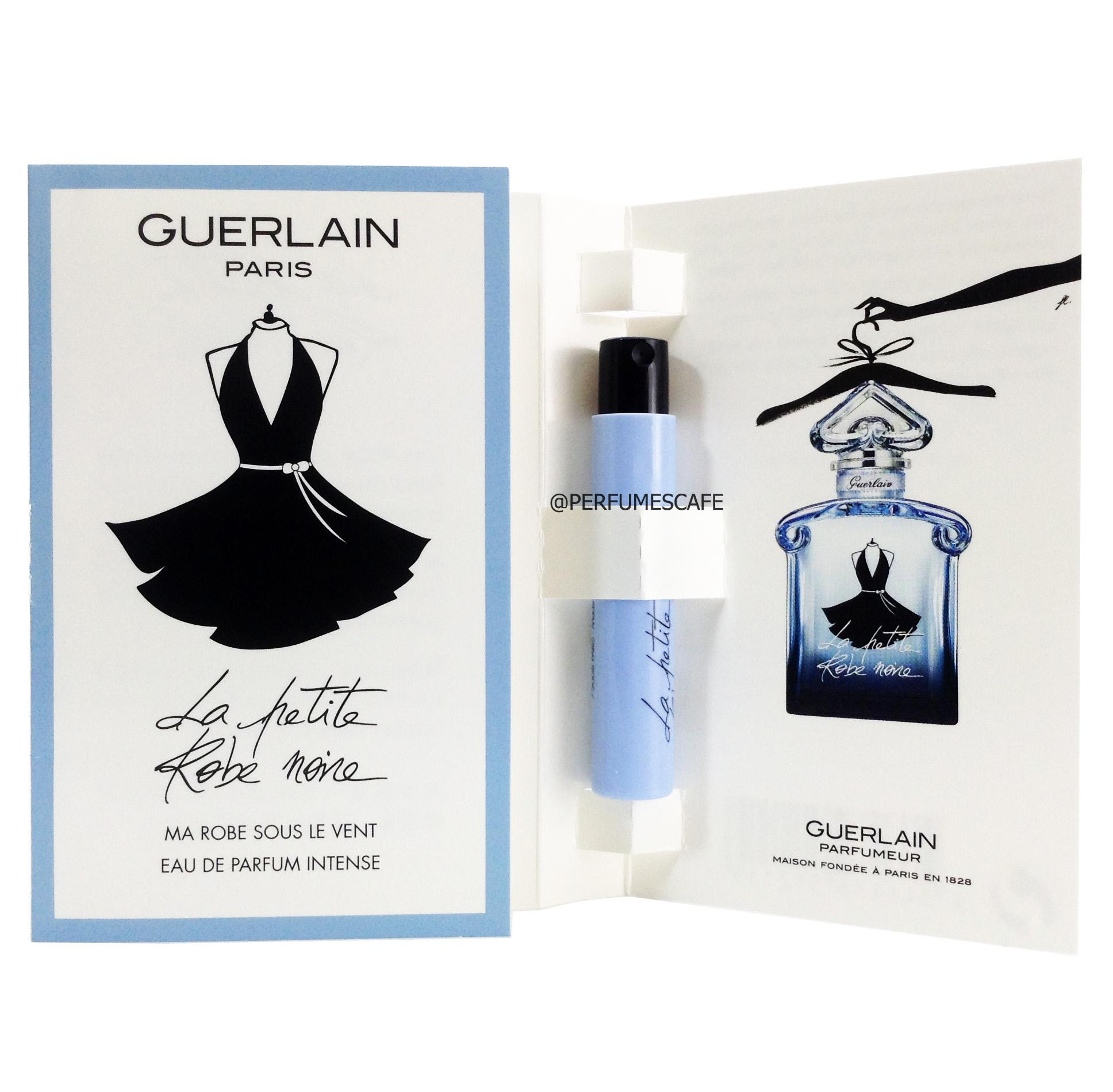 น้ำหอม GUERLAIN La Petite Robe Noire Eau de Parfum Intense ขนาด 0.7ml