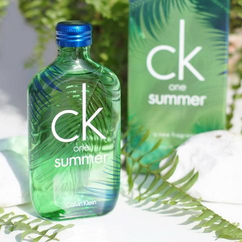 น้ำหอม CK One Summer (2016) 100 ml. (Seal Box)