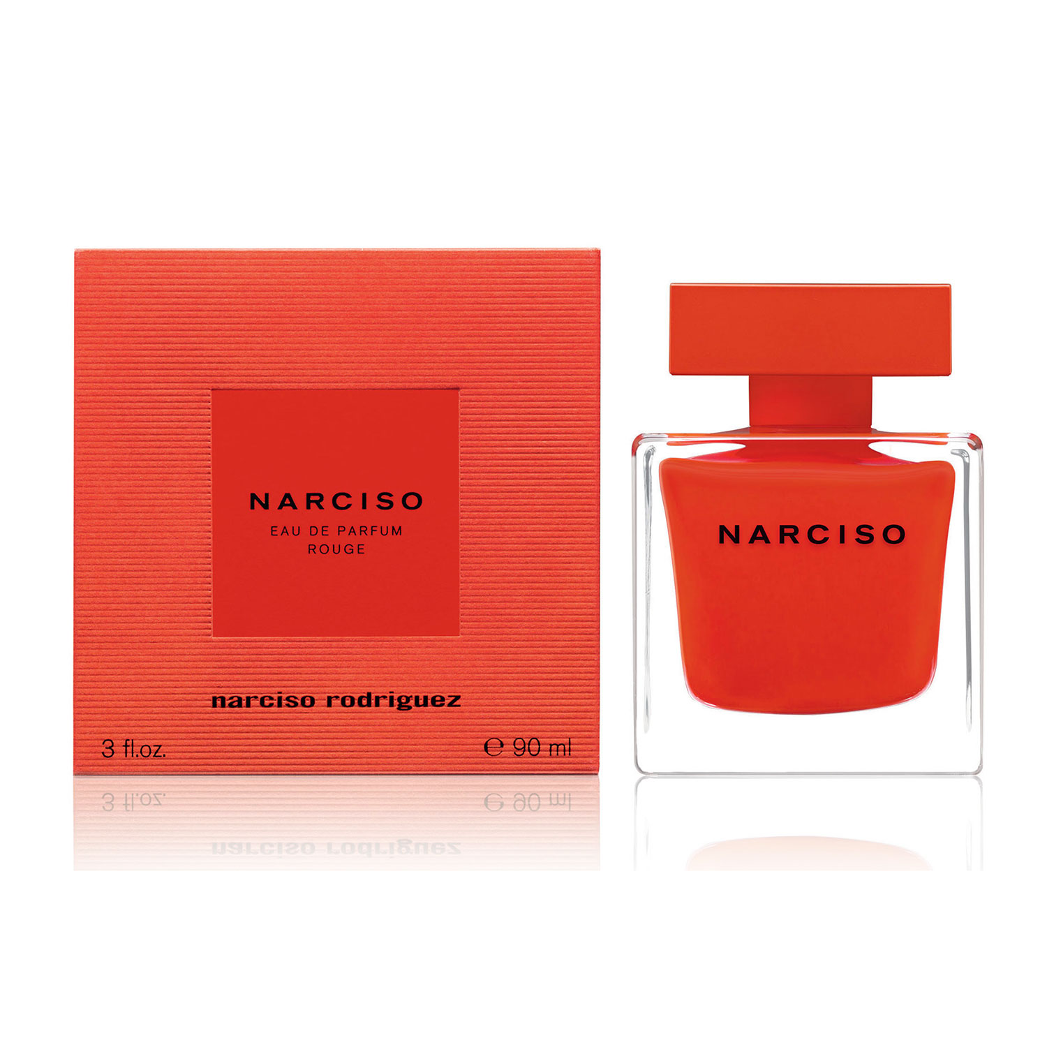 น้ำหอม Narciso Rouge By Narciso Rodriguez for women 90ml กล่องซีล