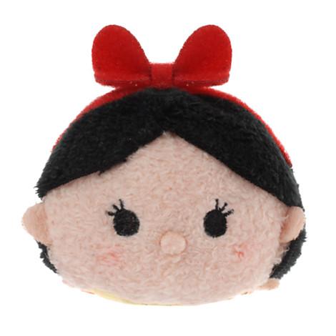 z Snow White ''Tsum Tsum'' Plush - Mini - 3 1/2''