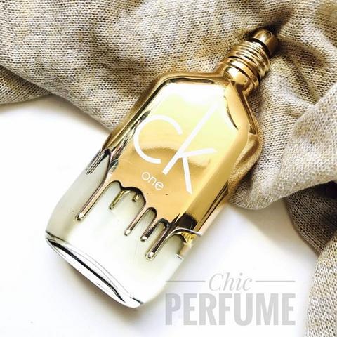 น้ำหอม CK One Gold Limited Edition EDT 100 ml. (มีกล่อง)