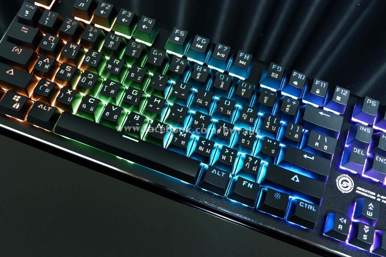 Neolution E-Sport COSMO Blue Switch Mechanical Keyboard