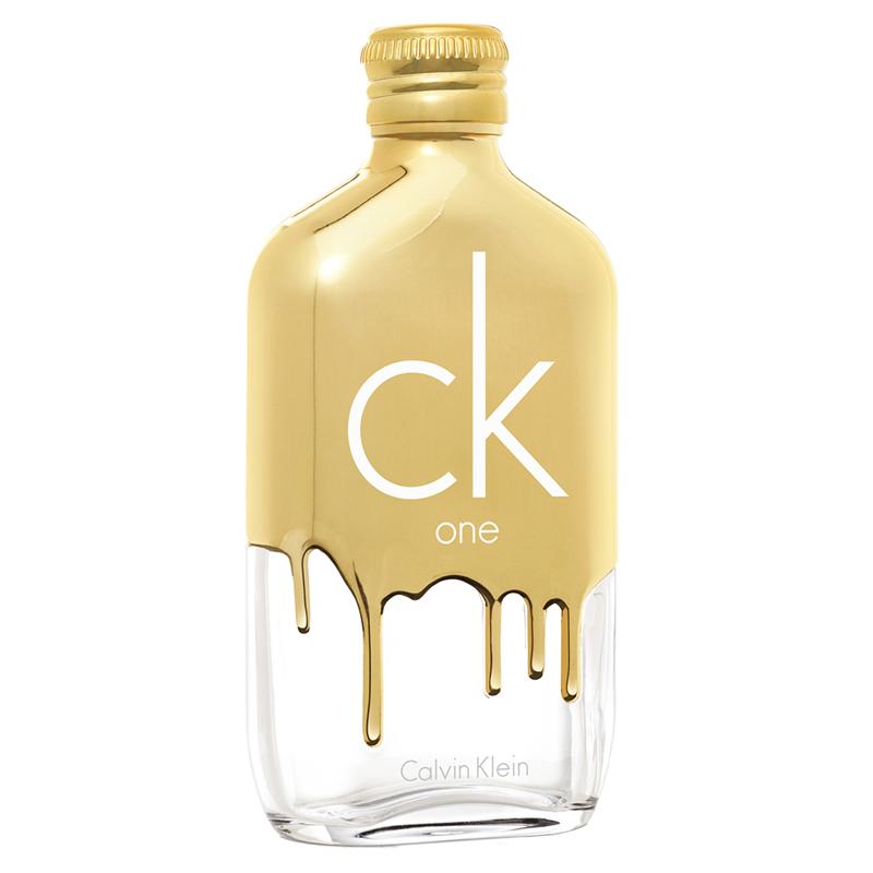 น้ำหอม CK One Gold จาก Calvin Klein for women and men ขนาด 200ml. กล่องซีล