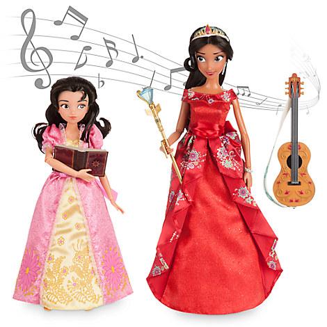 Elena of Avalor Deluxe Singing Doll Set - 11'' (with 10'' Isabel) ของแท้ นำเข้าจากอเมริกา