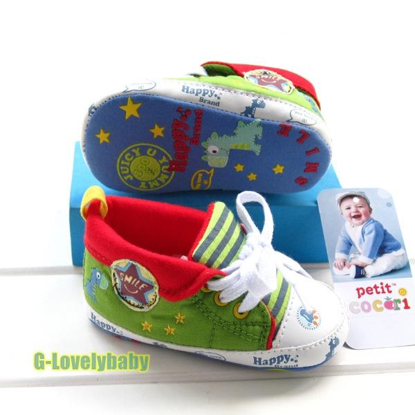 รองเท้าเด็ก Pre-walker Baby Shoes