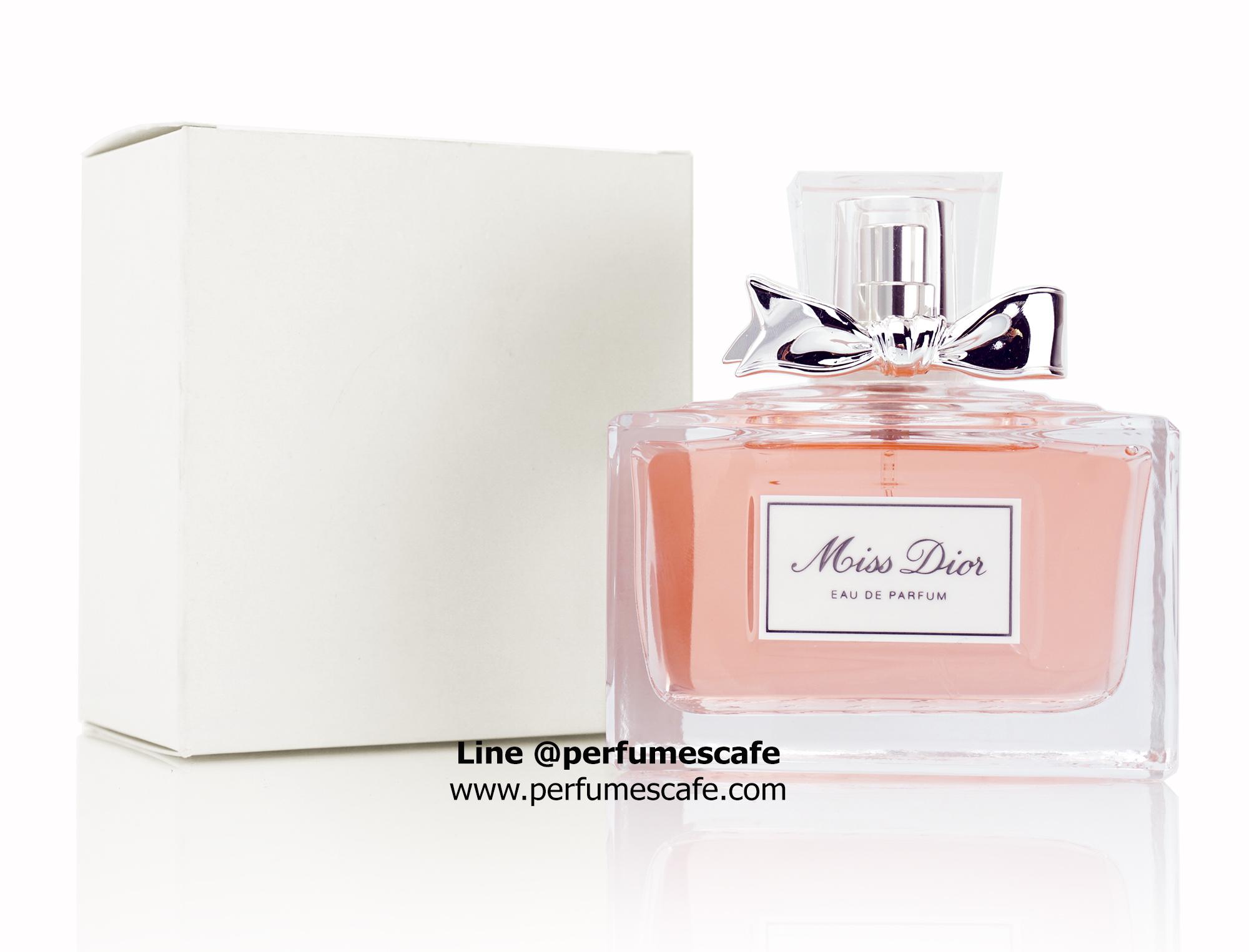 น้ำหอม Miss Dior Eau de Parfum 2017 ขนาด 100ml กล่องเทสเตอร์