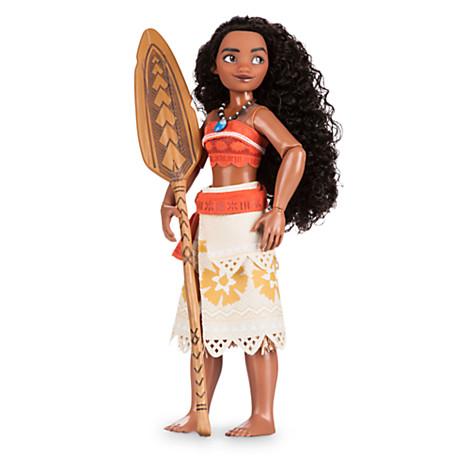 Disney Moana Classic Doll - 11'' ของแท้ นำเข้าจากอเมริกา
