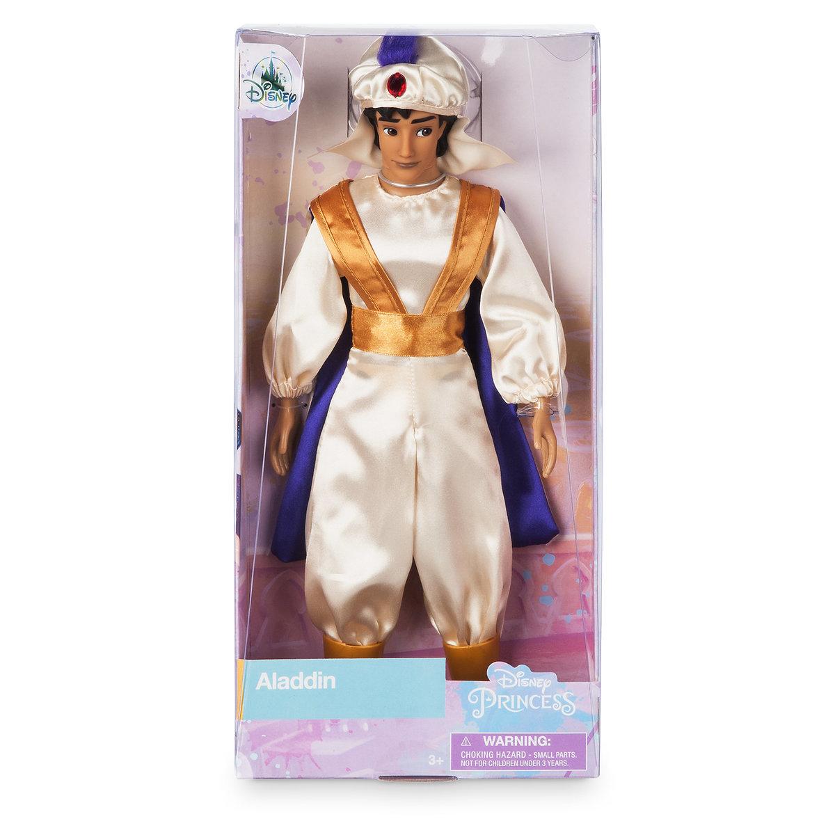 "Aladdin as Prince Ali Classic Doll - 12"" ของแท้ นำเข้าจากอเมริกา"