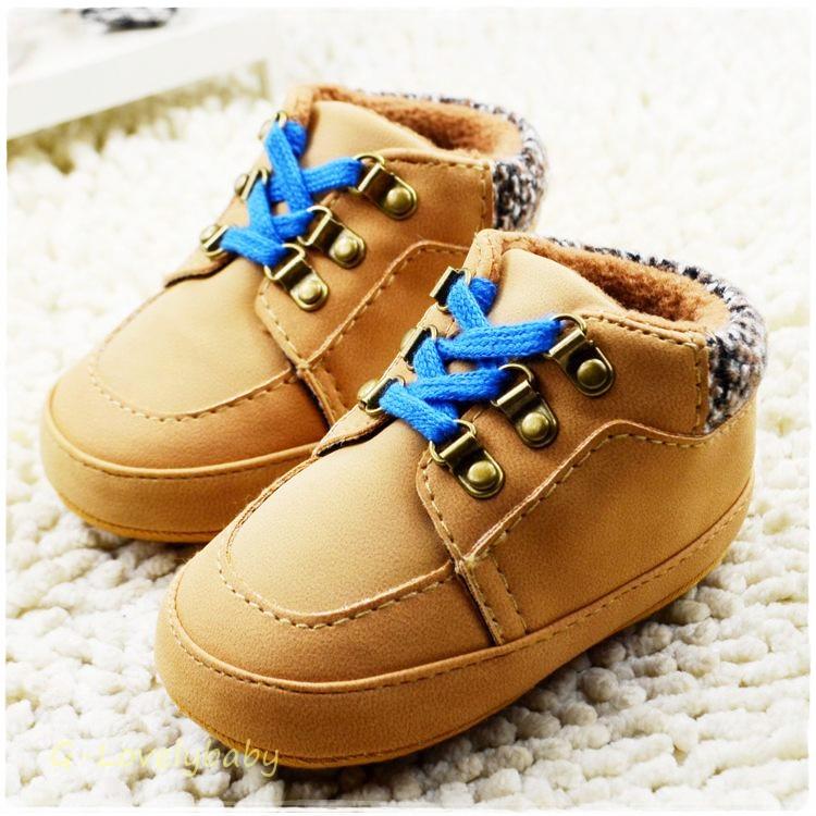 Pre-walker Baby Shoes รองเท้าเด็ก รองเท้าเด็กชาย รองเท้าเด็กวัยหัดเดิน