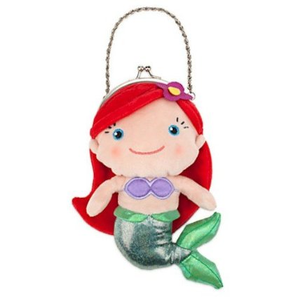 zDisney Ariel Plush Purse (พร้อมส่ง)
