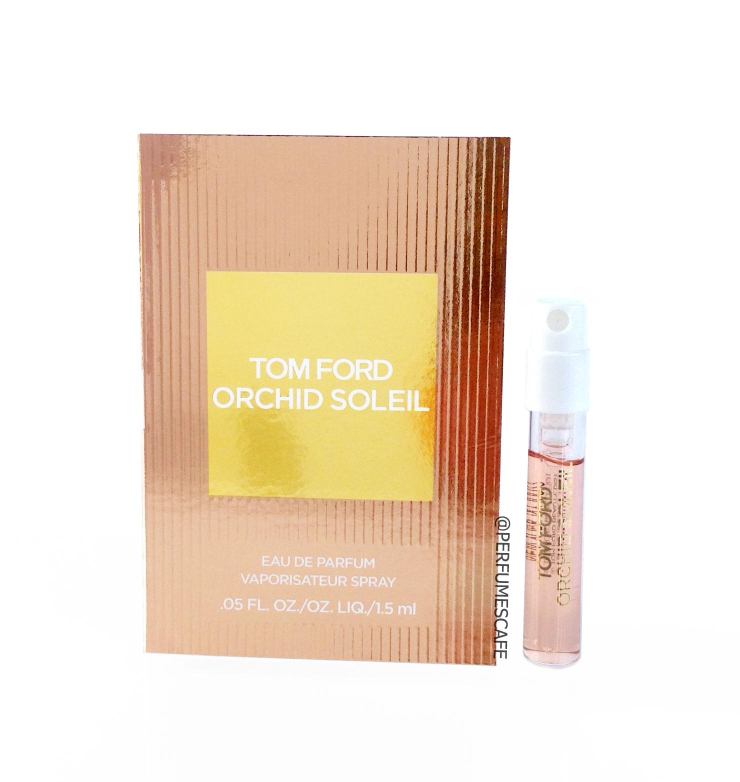 น้ำหอม Tom Ford Orchid Soleil EDP ขนาด 1.5ml