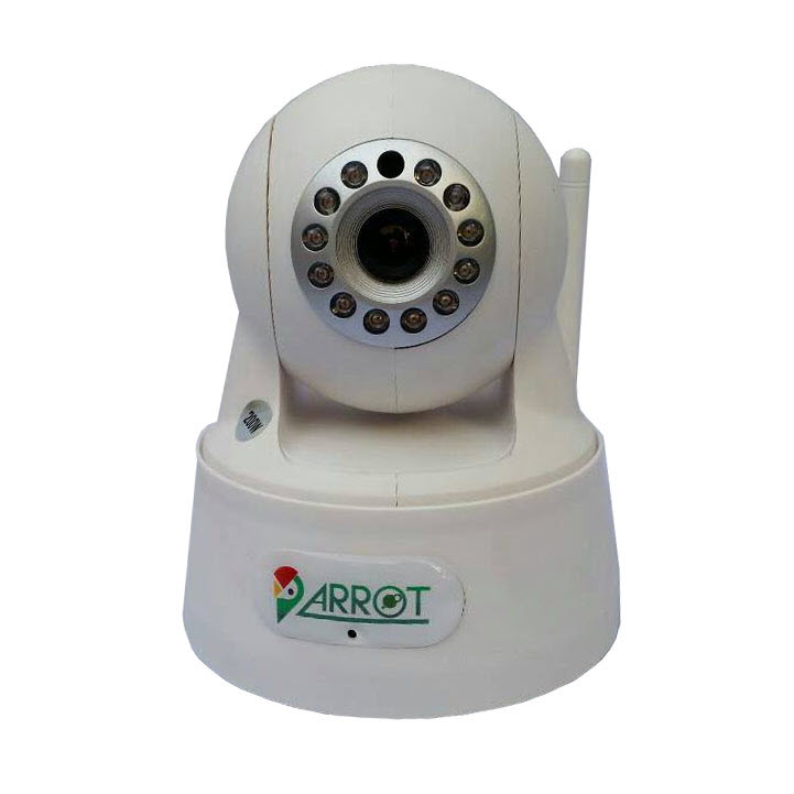 PARROT iPtz WiFi HD IP Camera PTz อัจริยะ ชัดไม่น้อยหน้าใคร