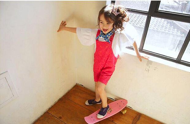 เสื้อเด็กผู้หญิง New2016 PinkIdeal
