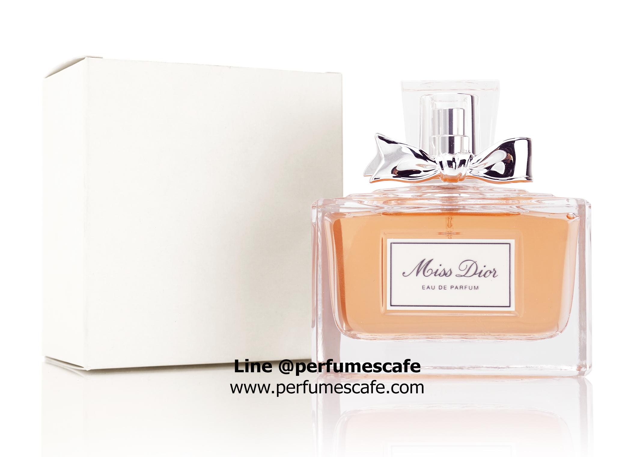 น้ำหอม Miss Dior Eau de Parfum ขนาด 100ml กล่องเทสเตอร์