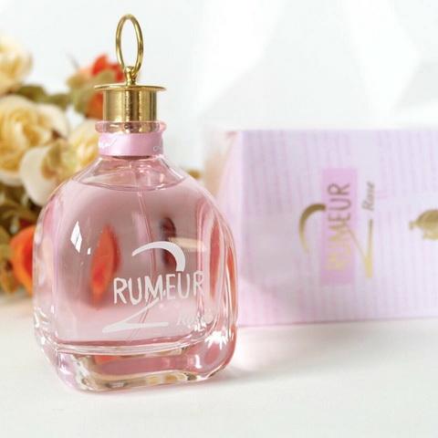 น้ำหอม Lanvin Rumeur 2 Rose EDP for Women 100 ml (มีกล่อง)