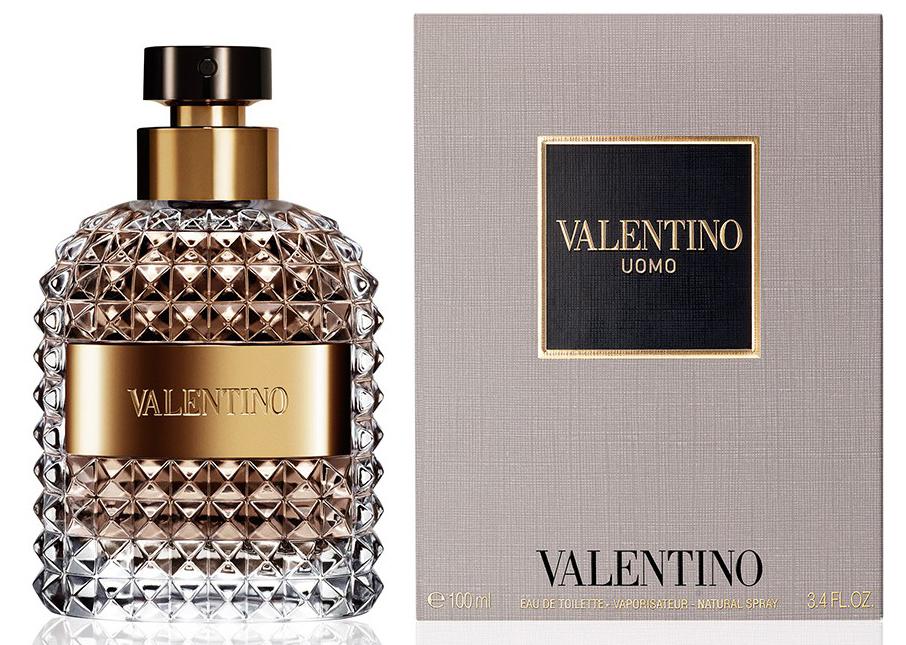 น้ำหอม Valentino Uomo for men ขนาด 100 ml กล่องซีล