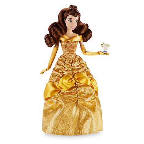 Belle Classic Doll with Chip Figure - 12'' ของแท้ นำเข้าจากอเมริกา
