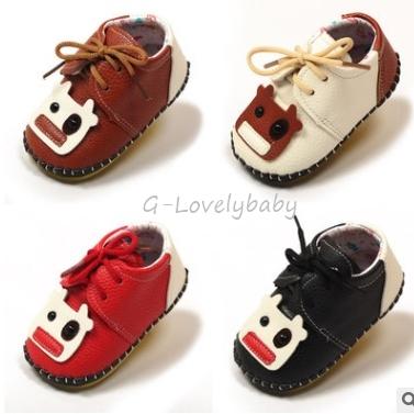 รองเท้าเด็ก รองเท้าเด็กวัยหัดเดิน รองเท้าเด็กอ่อน รองเท้าเด็กหนังแท้ พื้นยางกันลื่น พร้อมส่ง