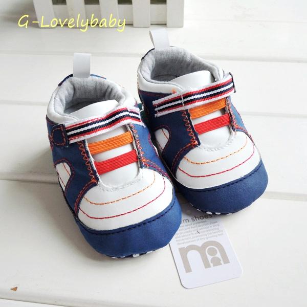 Mothercare Pre-walker Baby Shoes รองเท้าเด็ก คุณภาพดี รองเท้าเด็กแบรนด์เนม รองเท้าเด็กชาย รองเท้าเด็กชายวัยหัดเดิน ยี่ห้อ Mothercare