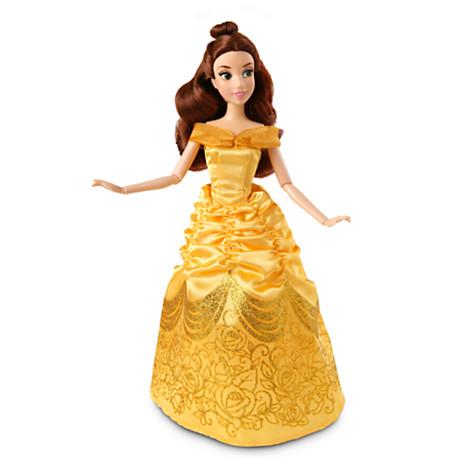 ฮ Classic Doll Belle - 12'' ตุ๊กตาเจ้าหญิงเบล คลาสสิก ขนาด12นิ้ว (พร้อมส่ง)