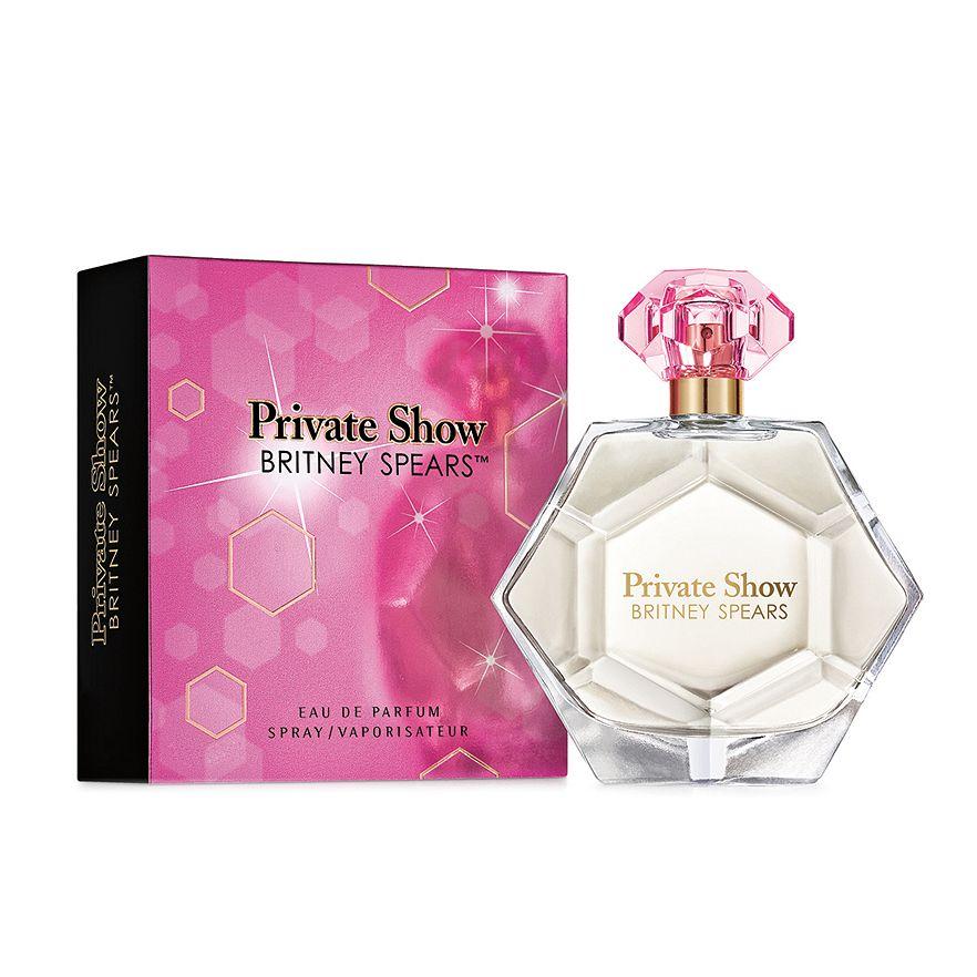 น้ำหอม Britney Spears Private Show Eau De Parfum ขนาด 100ml. กล่องซีล