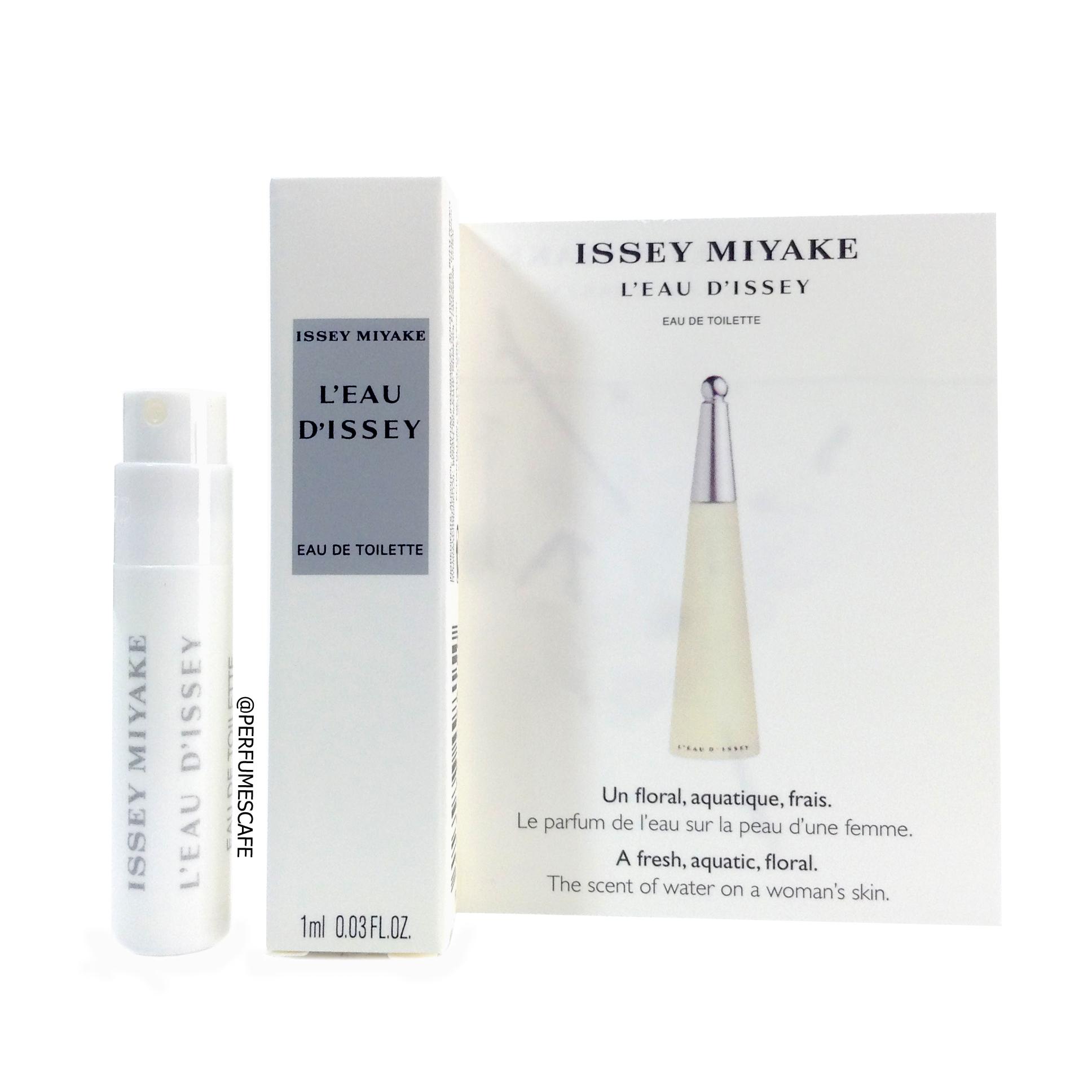 น้ำหอม Issey Miyake L'eau D'Issey EDT ขนาด 1ml
