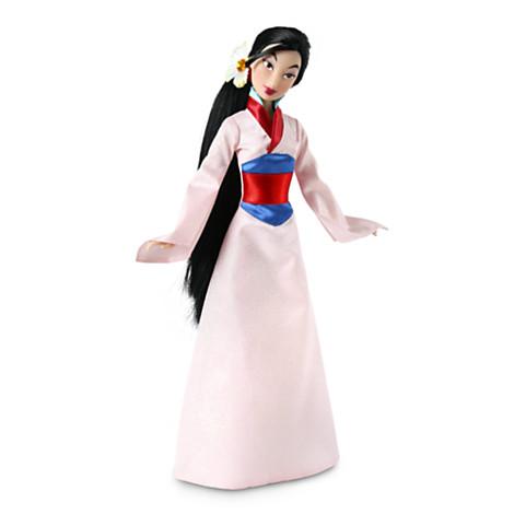 z Mulan Classic Doll - 12'' ของแท้ นำเข้าจากอเมริกา