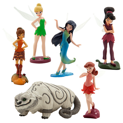 Z Tinker Bell and the Legend of the NeverBeast Figure Play Set