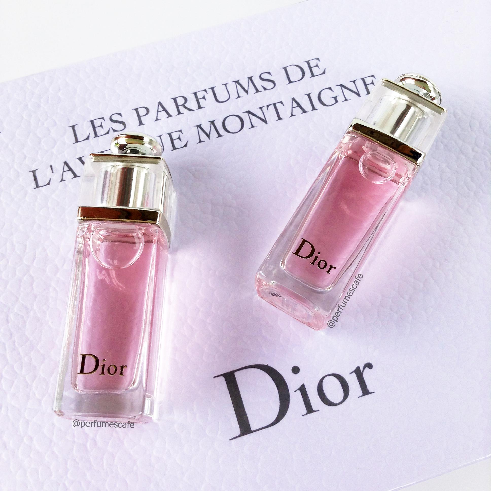 น้ำหอม Dior Addict Eau Fraiche Eau de Toilette ขนาด 5ml แบบแต้ม (ไม่มีกล่อง)