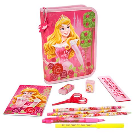 z Aurora Zip-Up Stationery Kit