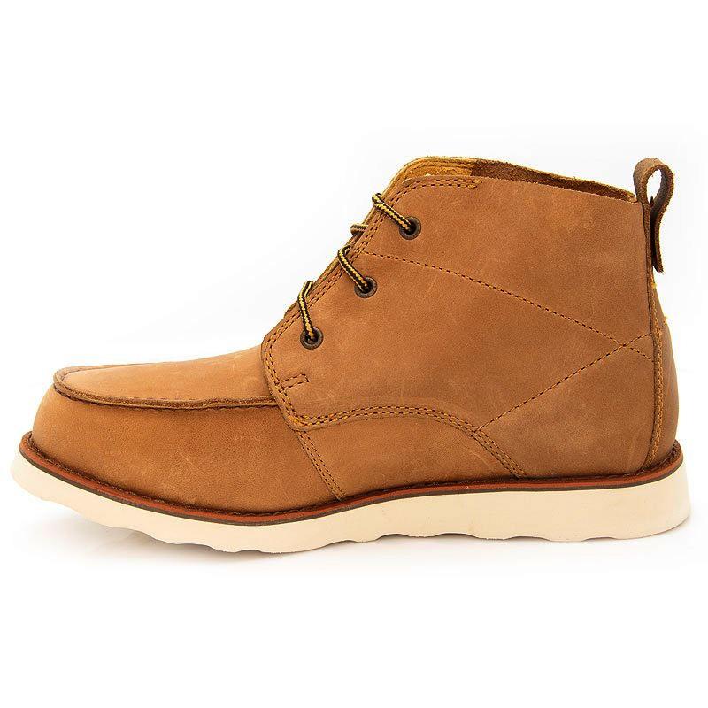 รองเท้า Caterpillar Davis Desert Brown Men Leather Boots Size 40 - 45