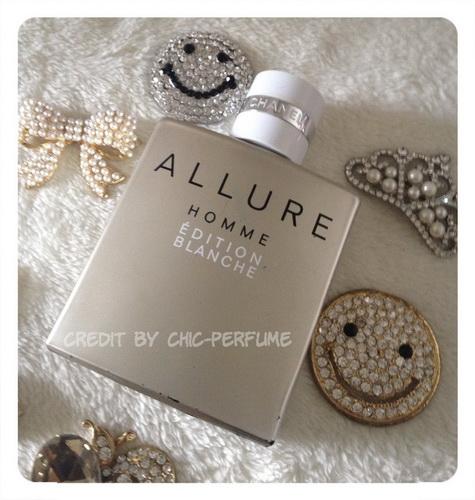 น้ำหอม Chanel Allure Homme Edition Blanche
