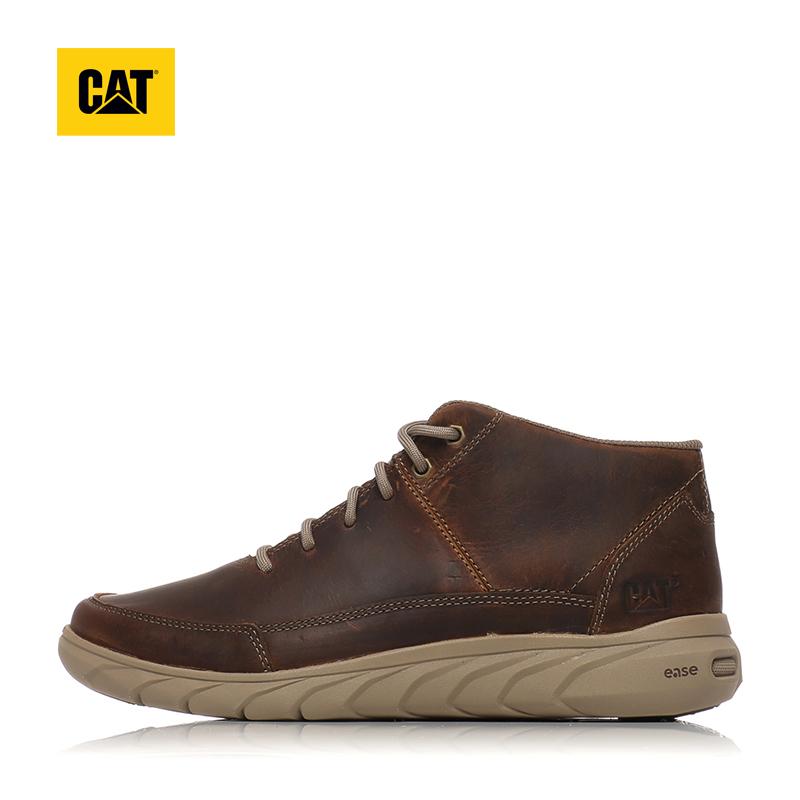 รองเท้า Caterpillar KVELL BROWN ease leather Size 39 - 44