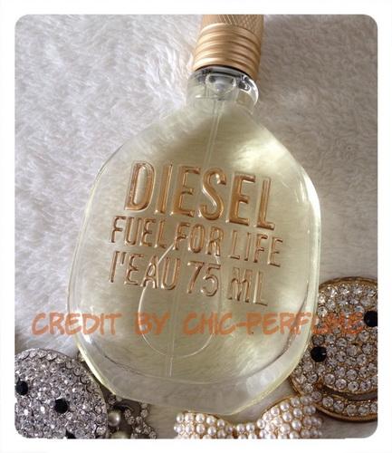 น้ำหอม DIESEL Fuel For Life L'EAU For Men 75 ML.