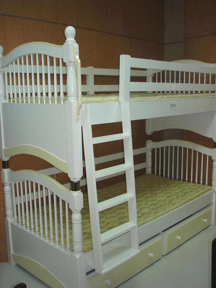 เตียง 2 ชั้น 2 ลิ้นชัก