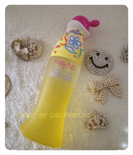 น้ำหอม Moschino Hippy Fizz EDP 100 ml.