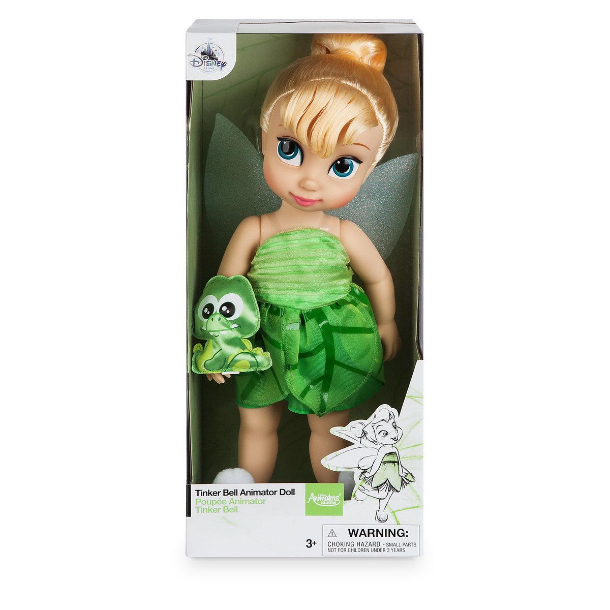 Disney Animators' Collection Tinker Bell Doll - 16'' ของแท้ นำเข้าจากอเมริกา