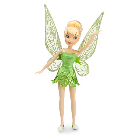z Tinker Bell Disney Fairies Doll - 10'' (พร้อมส่ง)