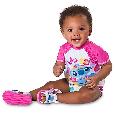 Stitch Swimsuit Set for Baby from Disney USA ของแท้100% นำเข้า จากอเมริกา