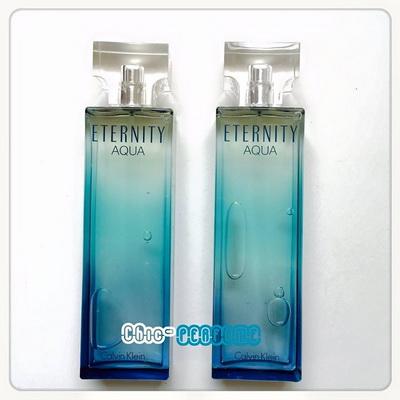 น้ำหอม Calvin Klein Eternity Aqua For Women EDP 100 ml.