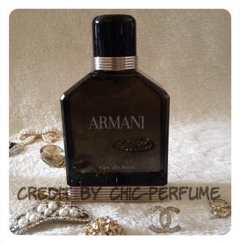 น้ำหอม Giorgio Armani Eau de Nuit