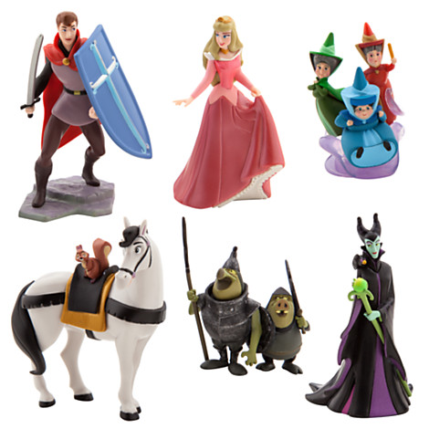 z Aurora Disney Figure Play Set